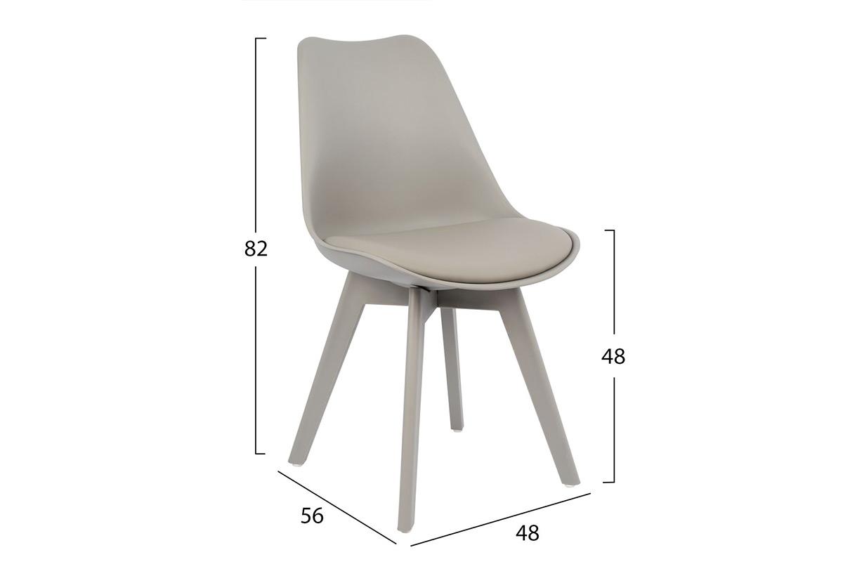 размери за трапезен стол