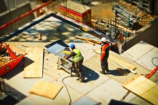 строителни работи